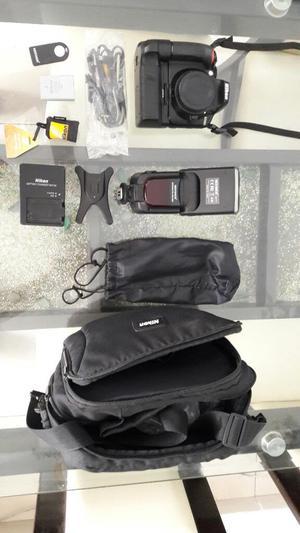 Remato Nikon D sin Lente Regalo Acce