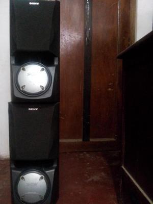Parlantes Sony Lbt Xb44