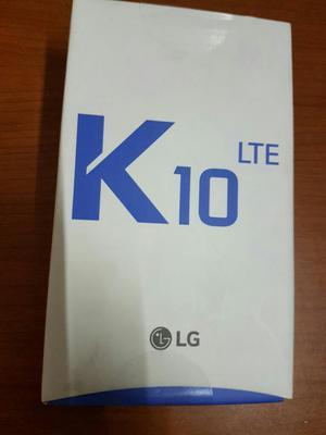 Lg K10 Lte Nuevo Libre