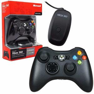Microsoft Gamepad Xbox 360 Wireless Controller For Windows (