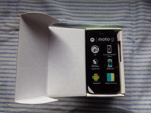 Moto G 4g Lte Primera Generacion Nuevo En Caja Motorola Moto