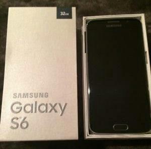 Samsung Galaxy S6 32gb en Caja Completo