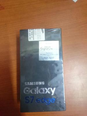 Samsung Galaxy S7 Edge Nuevo Sellado