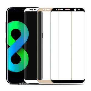 Samsung S8 Plus Mica Vidrio Templado 3d Curvo Full Completo