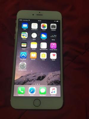 iPhone 6 Plus 64Gb Dorado Libre 4G Lte Original