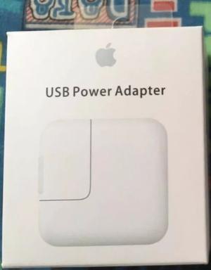 Cargador Para Ipad De 12w Apple Original