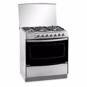 Vendo cocina surge a gas 6 hornillas con horno posot class for Cocinas a gas nuevas