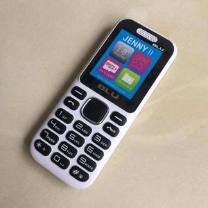 Teléfono Celular Móvil Blu Jenny Ii - Nuevo En Caja