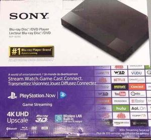 Blu Ray Sony 4k Smart 3d Wi-fi Bdp-s