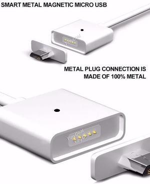 Cable Celular Magnetico Como Imac Para Android