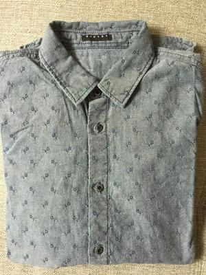 Camisa Manga Marga Sisley Of Benetton