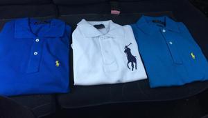 Camiseros Polo Ralph Lauren Tallas S M L Colores