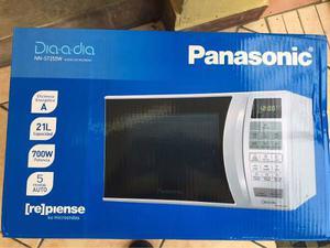 Microondas Panasonic Nuevo En Caja Sellada