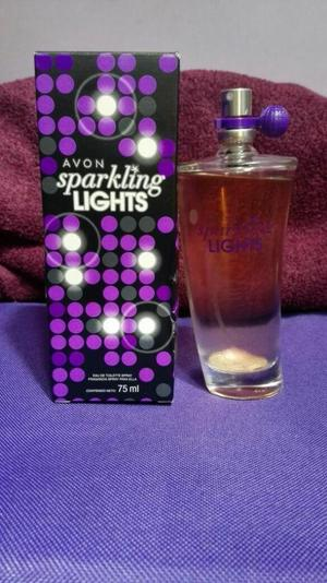 Perfume para mujer SPARKLING LIGHTS AVON 75ml