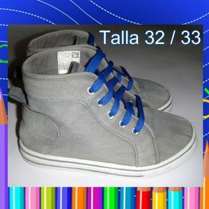 Zapatillas botines ALLBASICS / niño / polo pantalon