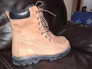 Zapatos nuevos con punta de acero tipo caterpilar cat