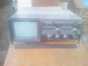 Antigua Radio Crown Made In Japan Funcionando