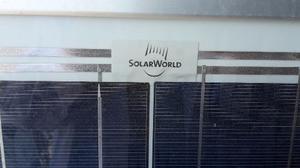 Panel Solar De 1,34 X 0,66 M