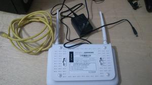 Router 3g Modem Movistar Nucom Adsl2 + 3g Wps 4 Lan Usb.
