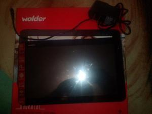 Tablet Wolder De 10 Pulgadas A 200 Soles