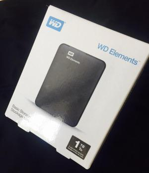 Disco Externo 1Tb Wester Digital