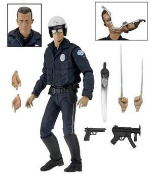 Figura Muñeco T- Terminator 2 Dia Judgment Day Neca