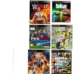 Juegos Digitales Ps3 6 Juegos