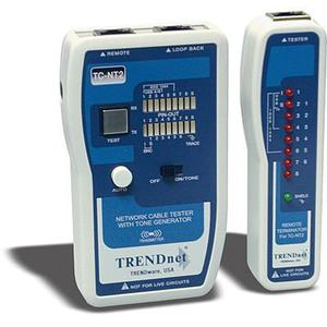 Probador De Cable De Red Trendnet Tc-nt2