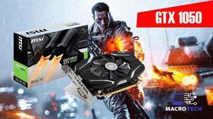 Tarjeta de video MSI NVIDIA GeForce GTX GB GDDR5
