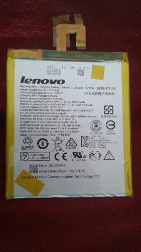 Batería Tablet Lenovo 100% Original