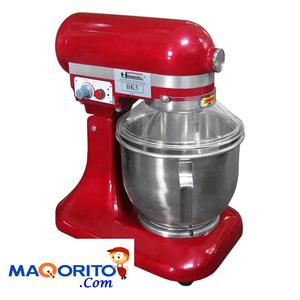 Batidora Mezcladora Amasadora Industrial Henkel 5 Lts Roja