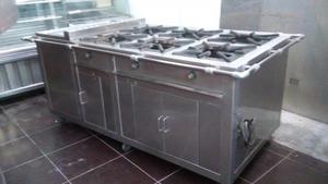 reposteros de cocina blanco y acero posot class