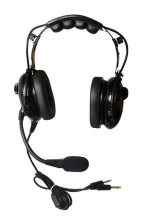 Headset Asa Clásicos Para Aviación