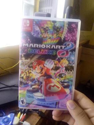 Mario Kart 8 Deluxe (nuevo)