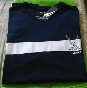 Polo Nautica M Manga Larga Traido de Usa