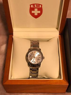 Reloj Suizo SM Mujer