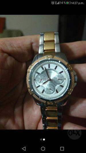 Vendo Reloj Guess para Mujer