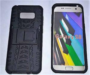 Case Protector Con Parante Para Samsung Galaxy S8