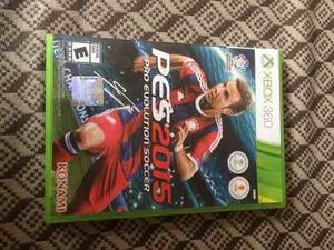 Pes  Para Xbox 360