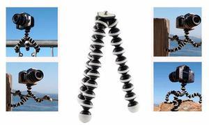 Tripode Para Camara Con Patas Totalmente Articuladas 22cm