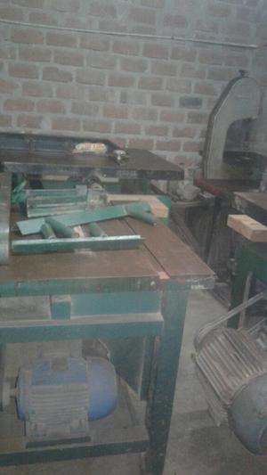 Vendo Maquinas de Carpinteria