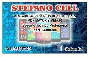 Accesorios de celulares por mayor y menor en chiclayo
