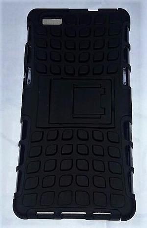 Case Protector Con Parante Para Huawei P8 Lite