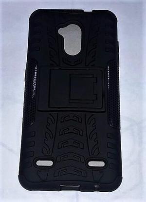 Case Protector Con Parante Para Zte V6 Plus
