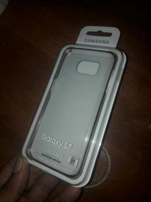 Clear Cover para Samsug Galaxy S7