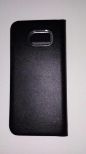 Funda de Cuero Samsung Galaxy S7 Edge