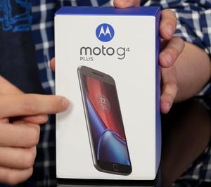 Moto G4 Plus 32GB 3GB Ram Libre de Fabrica Nuevo Caja