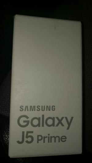 Vendo Samsung J5 Prime Nuevo Cellado
