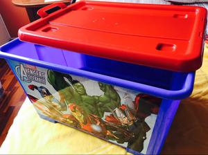 Caja Organizadora para Niños