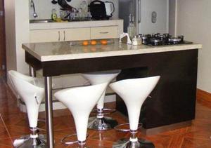 Vendo granito blanco serena para isla de cocina posot class for Mueble isla cocina